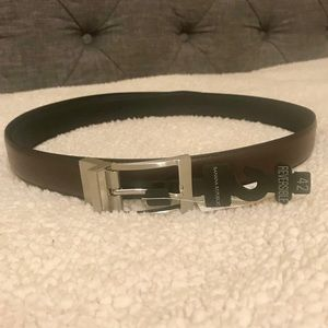 Men's Reversible Dress Belt - NWT